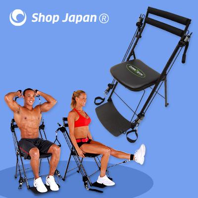 【Shop Japan(ショップジャパン)公式】【正規品】チェアジム
