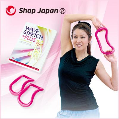 【Shop Japan(ショップジャパン)公式】【正規品】ウェーブストレッチ プラス