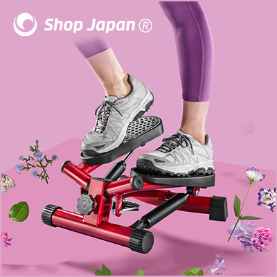 健康ステッパー ナイスデイ 【Shop Japan(ショップジャパン)公式 正規品】