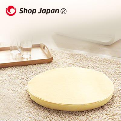 トゥルースリーパー まぁるいクッション 【Shop Japan(ショップジャパン)公式 正規品】